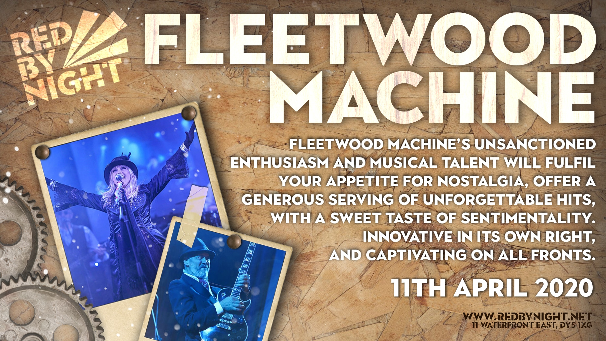 Fleetwood Machine - 11th April 2020